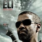 THE BOOK OF ELI ADVANCE PROMOTIONAL MINI MOVIE POSTER DENZEL WASHINGTON GARY OLDMAN free shipping
