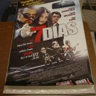 7 DIAS MOVIE POSTER 27 x 40 (2007)