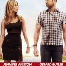 THE BOUNTY HUNTER Advance Promotional Mini MOVIE POSTER JENNIFER ANISTON (2010) free shipping
