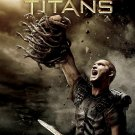 CLASH OF THE TITANS ADVANCE MOVIE MINI POSTER FREE SHIPPING