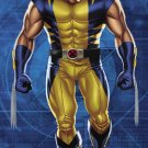 HUGE WOLVERINE DOOR POSTER MARVEL COMICS 20 x 55 inches