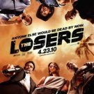 The Losers Advance Promotional Mini Movie poster (Free Shipping) 2010