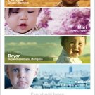 BABIES THE MOVIE ADVANCE MINI MOVIE POSTER FREE SHIPPING (2010)