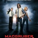 MACGRUBER MOVIE POSTER (2010) FREE SHIPPING