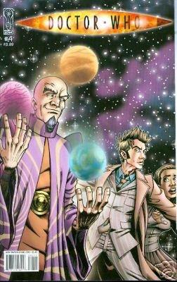 DOCTOR WHO #4 IDW (2008) near mint comic