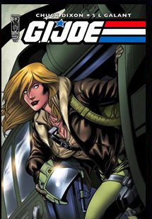 GI G.I. JOE #7 (2009) cover B near mint comic