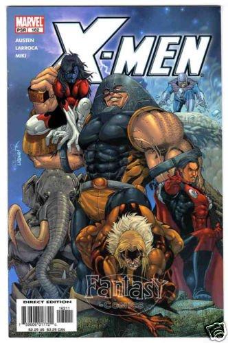 X-MEN #162 (2004) near mint comic