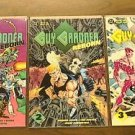 DC GUY GARDNER REBORN 3 COMIC LOT RUN SET #s 1-3 (1992)