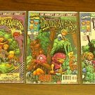 DAYDREAMERS 3 ISSUE COMIC LOT RUN SET (1997) #1 2 & 3