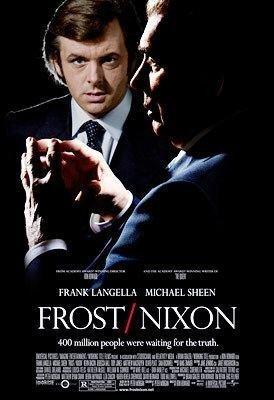 FROST NIXON MOVIE POSTER FREE SHIPPING FRANK LANGELLA