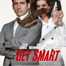 GET SMART MOVIE POSTER STEVE CARELL Anne Hathaway 11 x 17 inches
