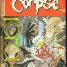 The Living Corpse #2 near mint comic ZENESCOPE
