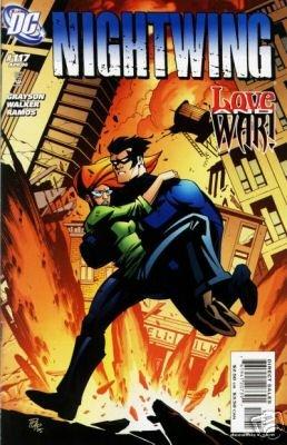 Nightwing #117  (2006) near mint comic
