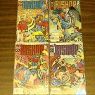 X-MEN BISHOP 4 COMIC LOT RUN #s 1 – 4 (1994) comicguy9