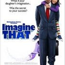 IMAGINE THAT ADVANCE MOVIE POSTER EDDIE MURPHY