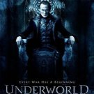 UNDERWORLD 3 RISE OF THE LYCANS MOVIE POSTER Kate Beckinsale
