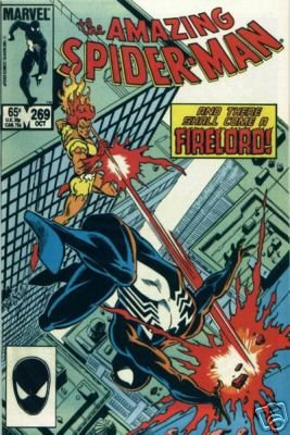 AMAZING SPIDERMAN #269 very fine / near mint comic  SPIDER-MAN