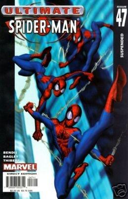 Ultimate Spiderman #47 near mint comic