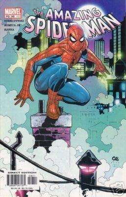 Amazing SPIDER-MAN Spiderman #489 or #48 near mint comic