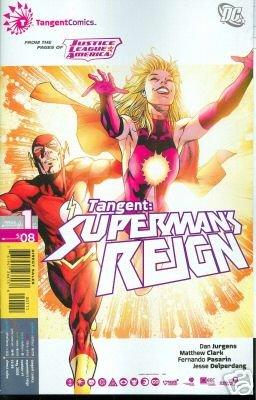 Tangent: Superman's Reign #1 near mint comic