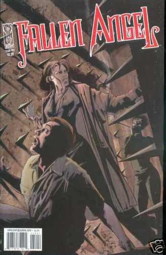 FALLEN ANGEL IDW #31 near mint comics  (2008)