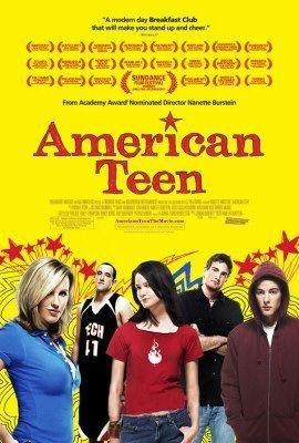 AMERICAN TEEN MOVIE POSTER 27x40