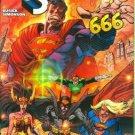 Superman #666 The Beast From Krypton? near mint comic