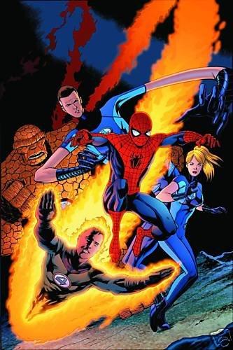 AMAZING SPIDERMAN SPIDER-MAN #590 near mint comic