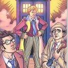 DOCTOR WHO FORGOTTEN #4 near mint comic (2008) IDW