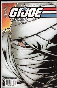 G.I. JOE ORIGINS 2  COVER A (2009) near mint comic
