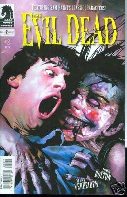 The Evil Dead #3 near mint comic (2008) Dark Horse