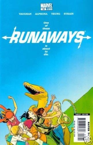 RUNAWAYS #18 near mint comic