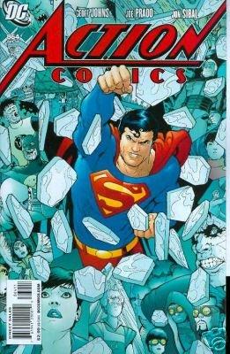 ACTION COMICS #864 near mint comic (2008)