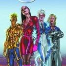 Infiniteens #1 near mint comic from Moonstone