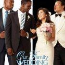 OUR FAMILY WEDDING MINI MOVIE POSTER 13 x 20