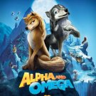 ALPHA AND OMEGA ADVANCE MINI MOVIE POSTER