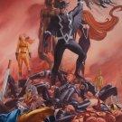 SILENT WAR #5 (OF 6) MARVEL COMICS near mint comic
