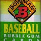 1991 BOWMAN BASEBALL ROD CAREW #1 NEAR MINT/MINT
