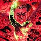 GREEN LANTERN CORPS #44 (BLACKEST NIGHT) DC COMICS