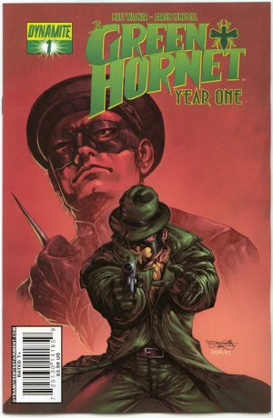 GREEN HORNET YEAR ONE #1 near mint comic
