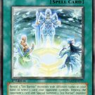 Yugioh MAGIC TRIANGLE OF THE ICE BARRIER (TSHD-EN057) unlimited edition near mint card Common