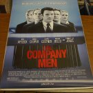 The Company Men Movie poster (2010) Ben Affleck Kevin Costner D/S 27 x 40 inches