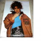 VINTAGE 1988 ALYSSA MILANO POSTER 22 x 34 inches Free Shipping