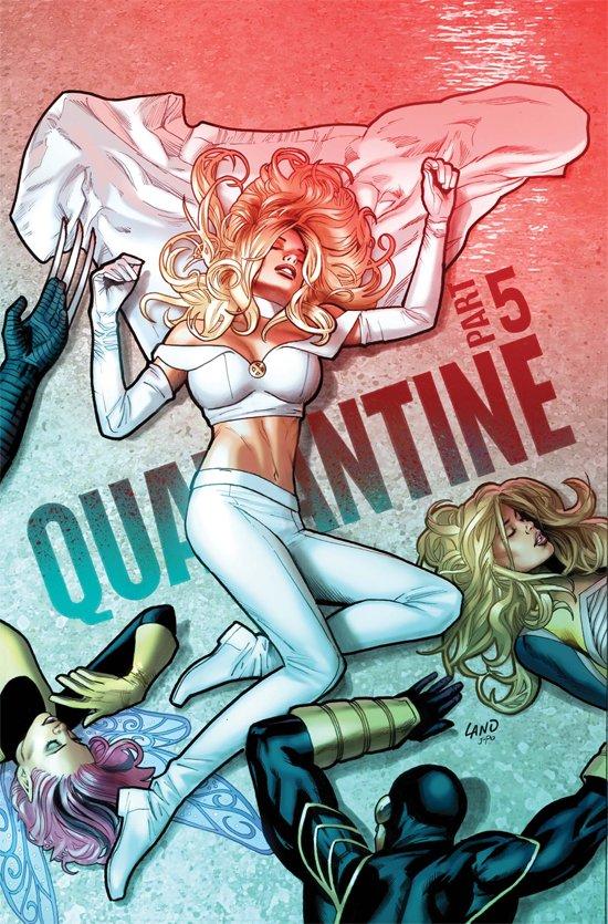 UNCANNY X-MEN #534 near mint comic (2011)