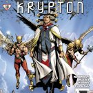 SUPERMAN WORLD OF NEW KRYPTON #8 near mint comic (2009)