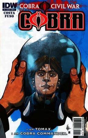 COBRA ONGOING #1 near mint comic