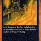 Rage Poignant Parable (Legacy of the Tribes) near mint card