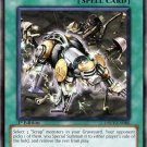 YUGIOH YU-GI-OH! GUTS OF STEEL DREV-EN086 Unlimited Edition near mint card