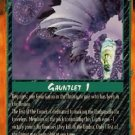 Rage Fist of the Comet (Legacy of the Tribes) near mint card