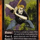 Rage Unwitting Ghoul (Legacy of the Tribes) near mint card